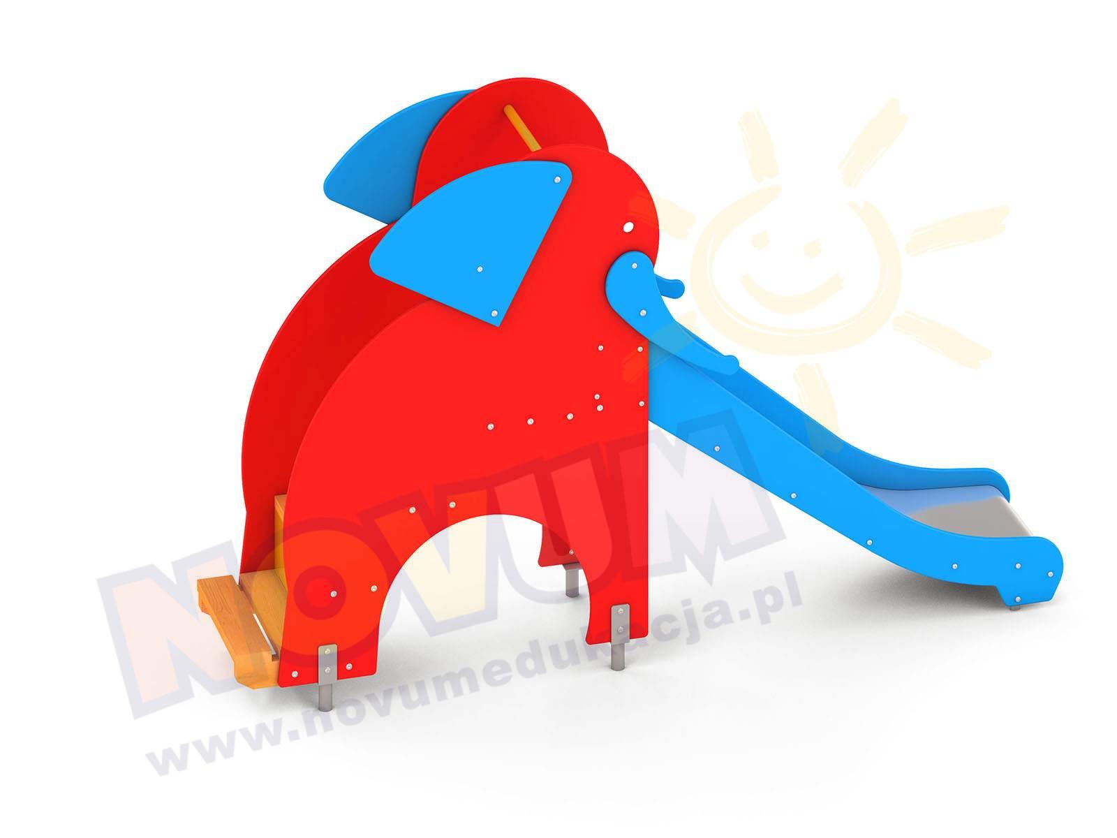 Zjeżdżalnia Słoń