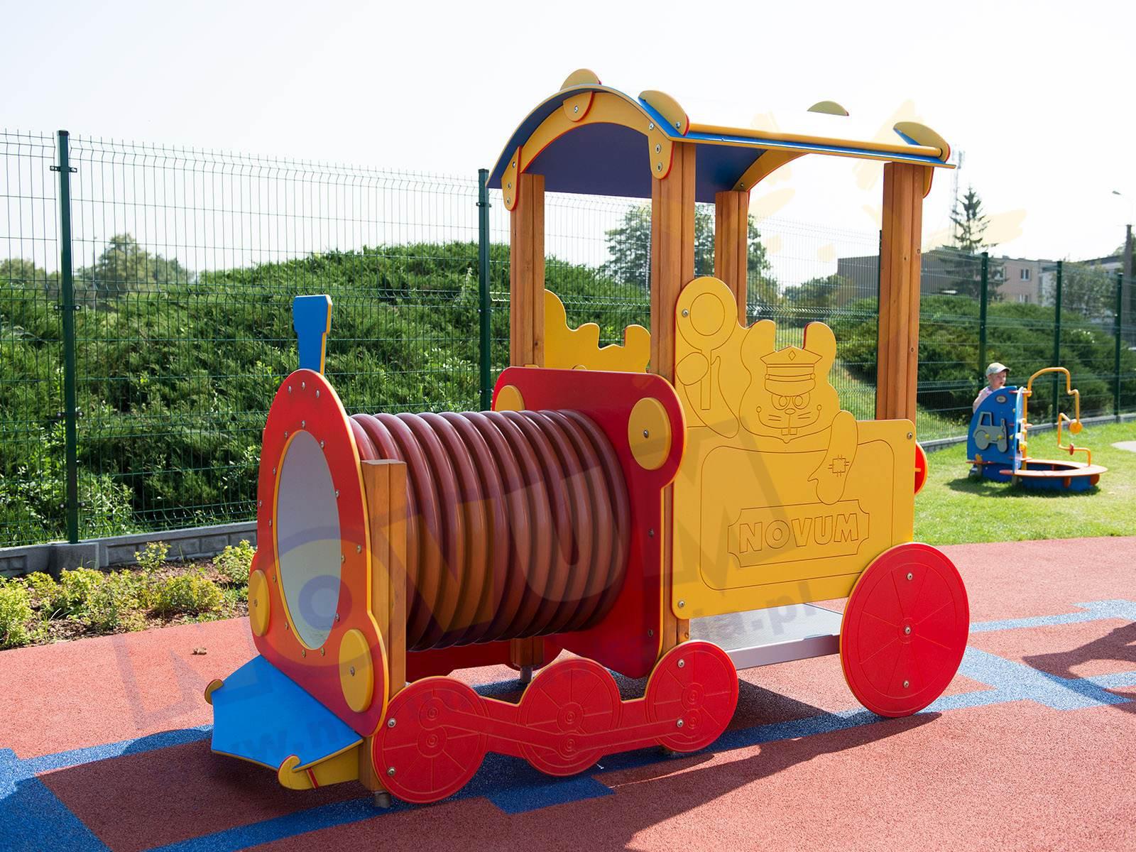 Wesoła lokomotywa
