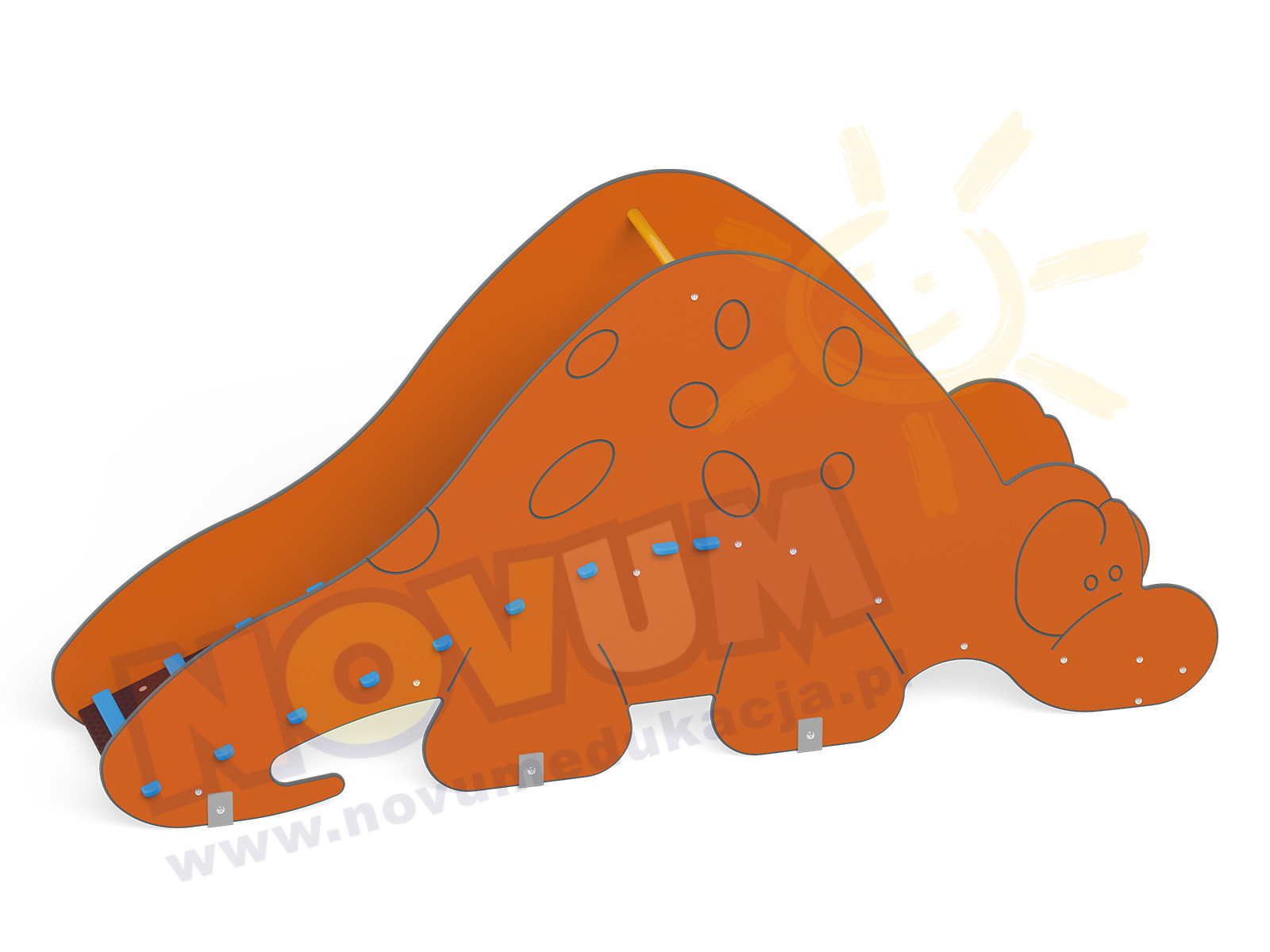 Zjeżdżalnia Dino